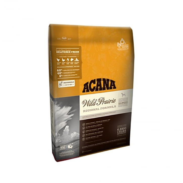 Acana Regionals Wild Prairie Adult Dog Food 11.4kg