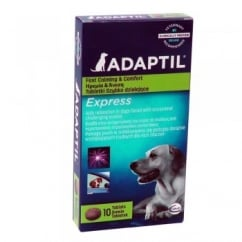 Adaptil Express Calming & Comfort Tablets - 10 Pack