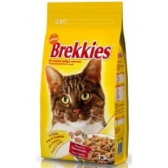 Affinity Brekkies Complete Cat Chicken Duck And Turkey 1.5kg