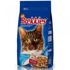 Affinity Brekkies Complete Cat Food Salmon Tuna & Shrimp 1.5kg