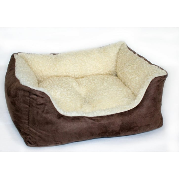 Cosipet Cosipet Ltd Kalahari Bed Chelsea Brown 91cm (36