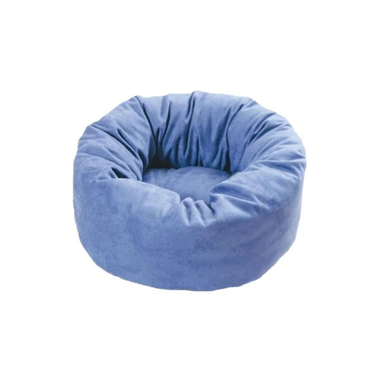 Cosipet Donut Chelsea Dog Bed Blue 20