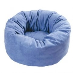 Cosipet Donut Chelsea Dog Bed Blue 20""