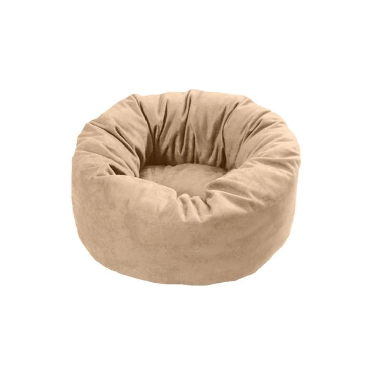 Cosipet Donut Chelsea Dog Bed Tan 20