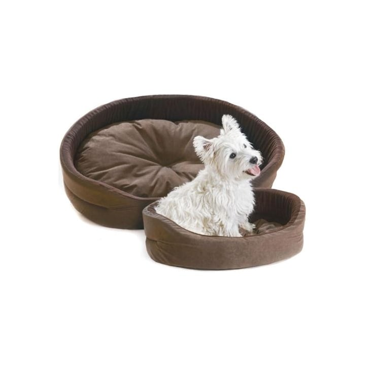 Cosipet Superbed Chelsea Chocolate Dog Bed 18