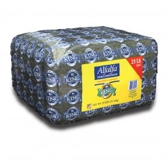 Alfalfa Hay for Small Animals 11.36kg bale