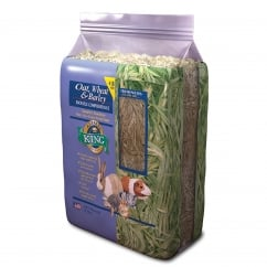 Oat, Wheat & Barley Hay for Small Animals 1.8kg bale