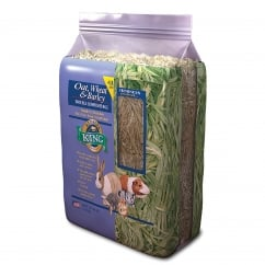Oat, Wheat & Barley Hay for Small Animals 4.5kg bale