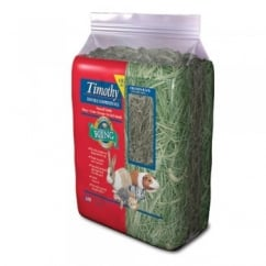 Alfalfa King Timothy Hay for Small Animals 1.8kg bale