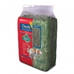 Alfalfa King Timothy Hay for Small Animals 4.5kg bale