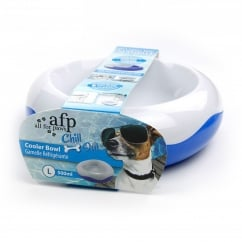 All For Paws Chill Out Cooler Large Dog Bowl