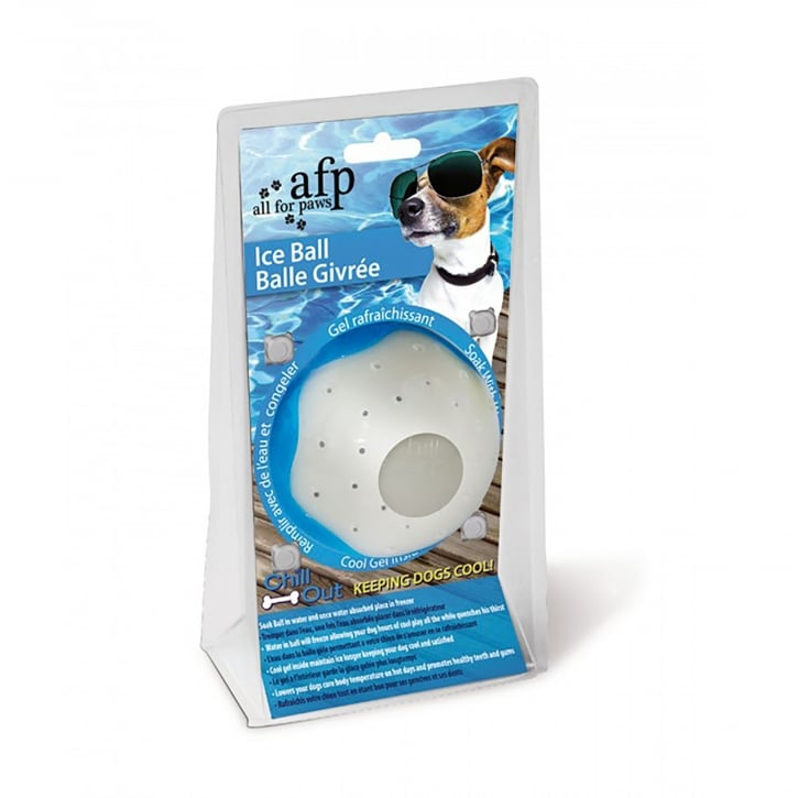All For Paws Chill Out Ice Dog Ball 6cm