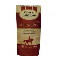 Calm & Condition Horse Feed 20kg