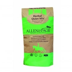 Herbal Quiet Mix Horse Feed 20kg