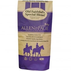 Old Faithful Special Blend Horse Feed 20kg