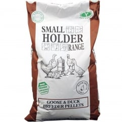 Allen & Page Small Holder Range Goose and Duck Breeder Pellets 20kg