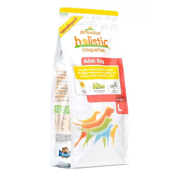 Almo Nature Holistic Dog Large Chicken & Rice 12kg