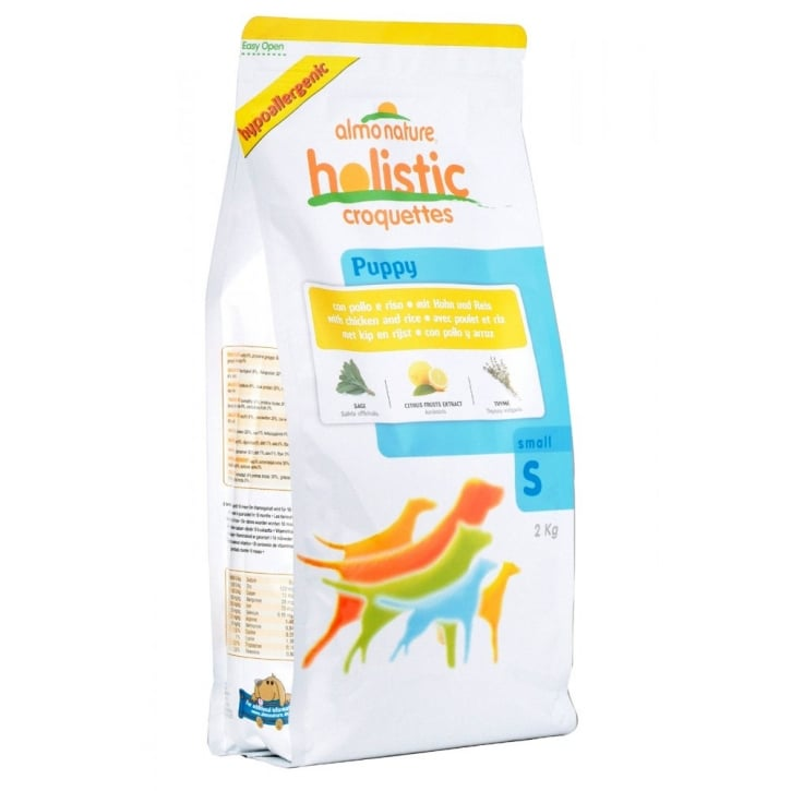 Almo Nature Holistic Small Puppy Chicken & Rice 2kg