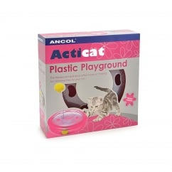 Acticat Plastic Playground Cat Toy