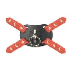 Ancol Cat Harness Fig 8 Anti-snag With Lead - Red