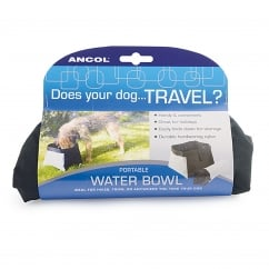 Dog Travel Water Bowl/Pod