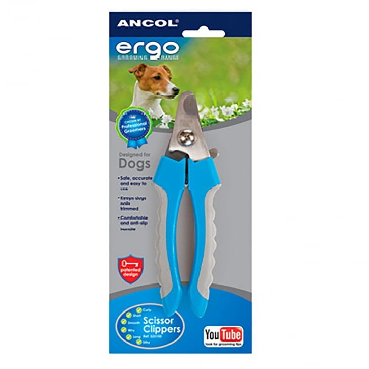 Ancol Ergo Large Nail Clippers For Dogs