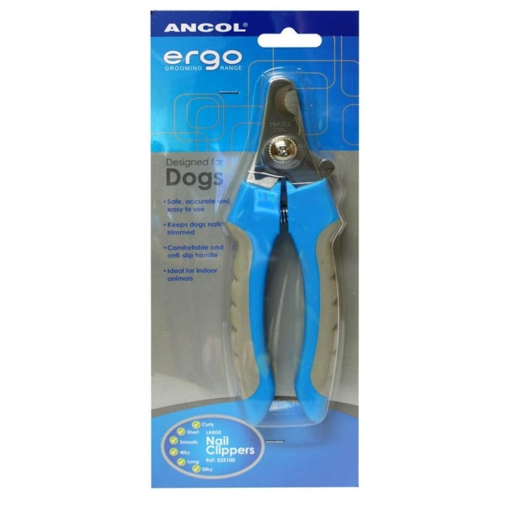 Ancol Ergo Scissor Action Dog & Cat Nail Clippers Large