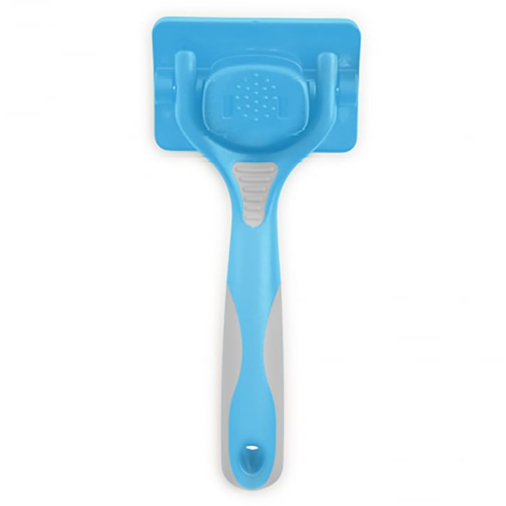 Ancol Ergo Self Clean Slicker Grooming Brush For Dogs