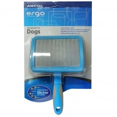 Ergo Universal Dog Slicker Brush - Large