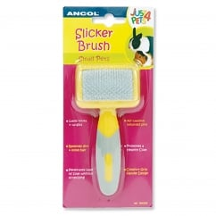 Just 4 Pets Slicker Brush For Small Animals