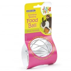 Just 4 Pets Small Animal Food Ball Holder