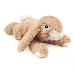 Small Bite Plush Rabbit Dog Toy