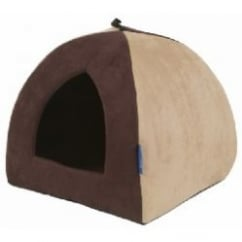 Ancol Timberwolf Extreme Pyramid Cat Bed