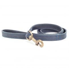 Timberwolf Leather Dog Lead
