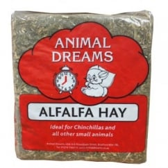 Animal Dreams Alfalfa Bale Standard.