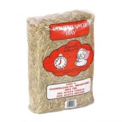 Compressed Hay Suitable For All Small Animals - Large