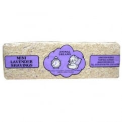 Compressed Shavings Lavender Mini