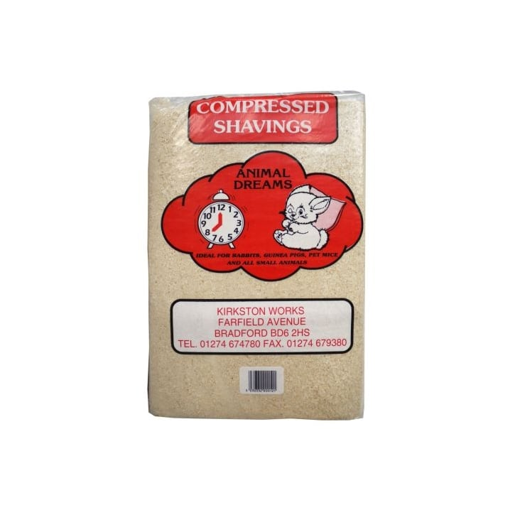 Animal Dreams Compressed Shavings Standard