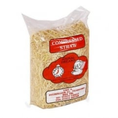 Compressed Straw For All Small Animals - Standard