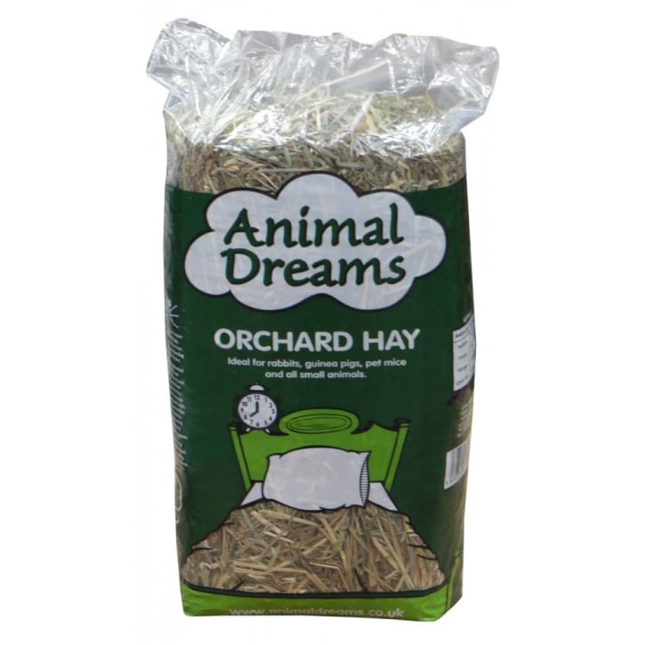 Animal Dreams Orchard Hay for Small Animals 1kg