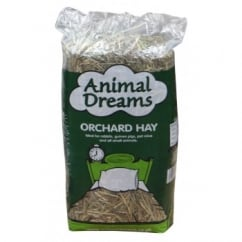 Animal Dreams Small Animal Orchard Hay - 1kg