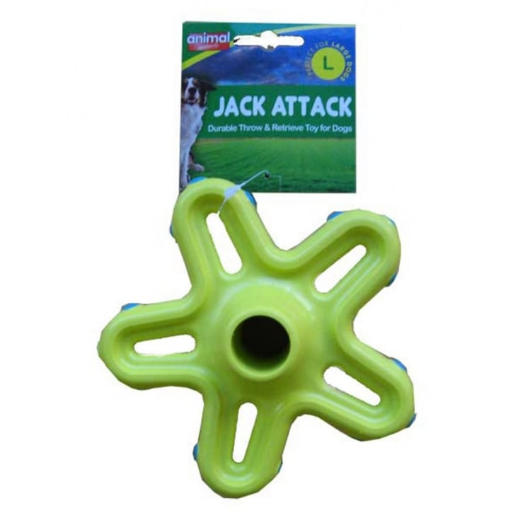 Animal Instincts Jack Attack Launcher Large Dog Toy