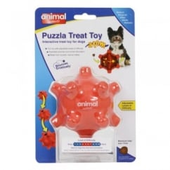 Puzzla Atom Interactive Treat Toy for Dogs Medium