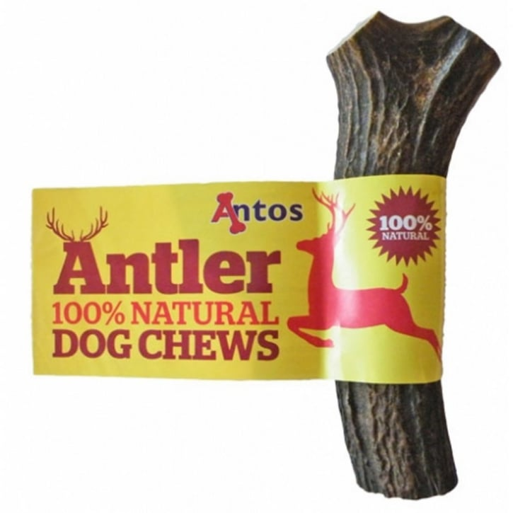 Antos Antler Dog Chew Small 50-75gm