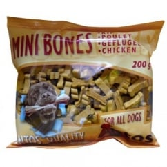 Mini Bones Chicken Training Treat 200gm