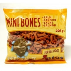 Mini Bones Salmon Training Treat 200gm