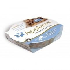 Applaws Adult Cat Food Tuna & Prawn 10x60gm pots