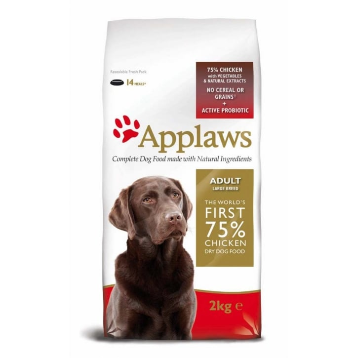 Applaws Adult Dog Food Large Breed Chicken 2kg