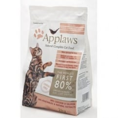Applaws Adult Cat Chicken with Extra Salmon 2kg