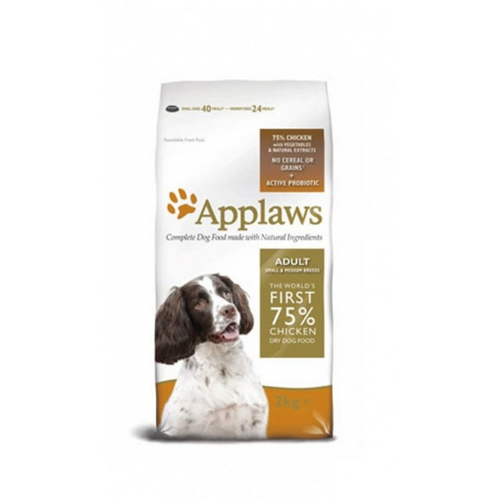 Applaws Applaws Adult Dog Food Small/Medium Breed Chicken 7.5kg